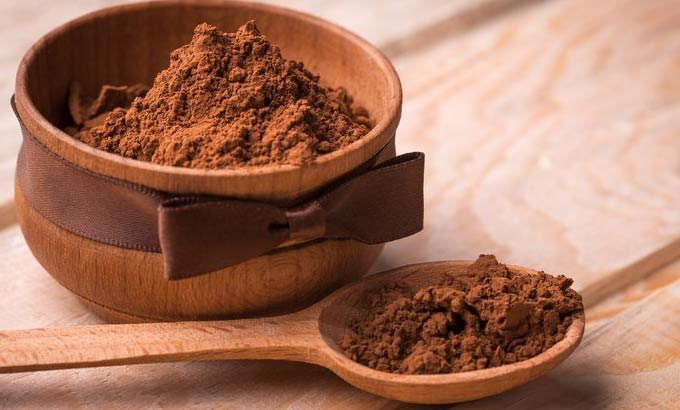 Рецепт от седины с кофе и какао