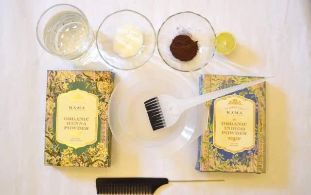 Рецепт смешивания хны и басмы для окрашивания волос