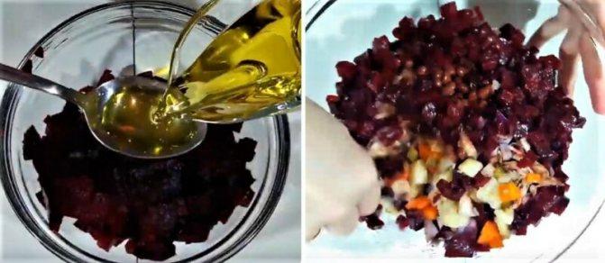 рецепт винегрета классический