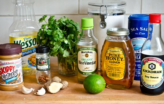 рецепт заправки для салата с морепродуктами