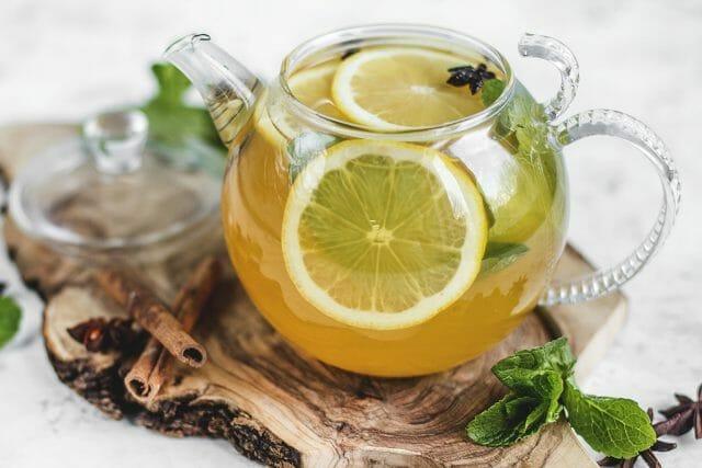 Рецепты горячих напитков для осени