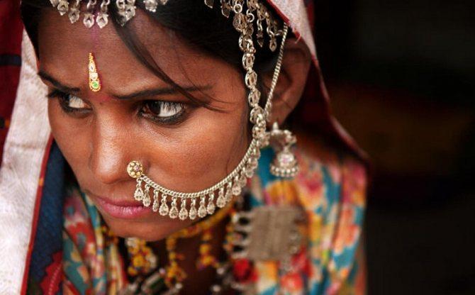 рецепты красоты от жительниц Индии