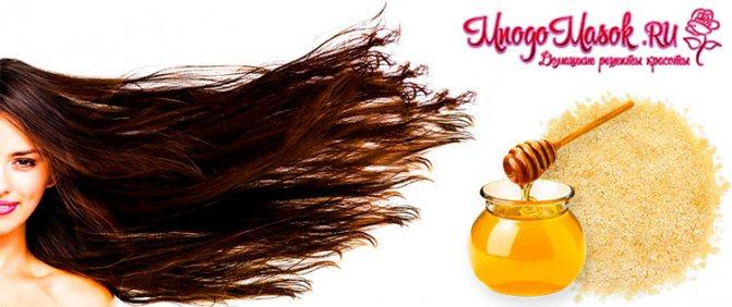 рецепты масок против сечения волос