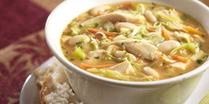 рецепты простых вкусных и полезных супов