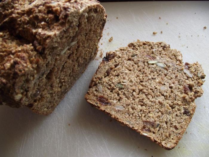 рецепты ржаного бездрожжевого хлеба в мультиварке