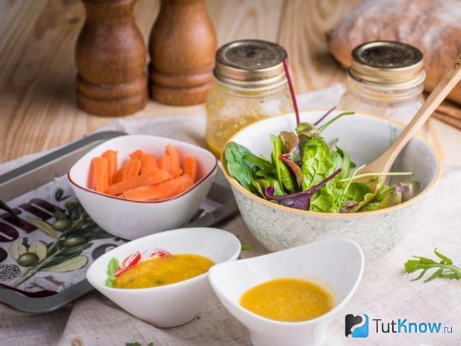 Рецепты универсальных соусов