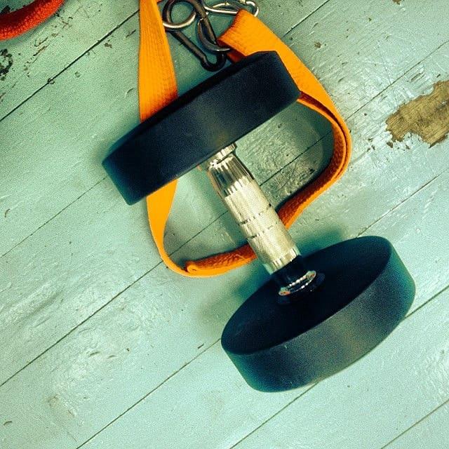 Регулярные силовые тренировки помогут разогнать метаболизм
