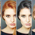 Рекомендации специалистов по подбору цвета волос к лицу