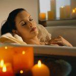 релаксация в ванной