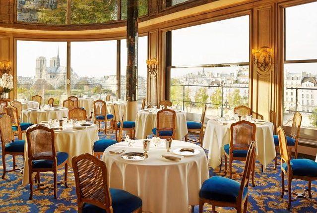 Рестораны и кафе в Париже, Франция