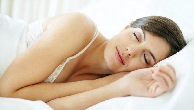 Режим сна в 40 лет