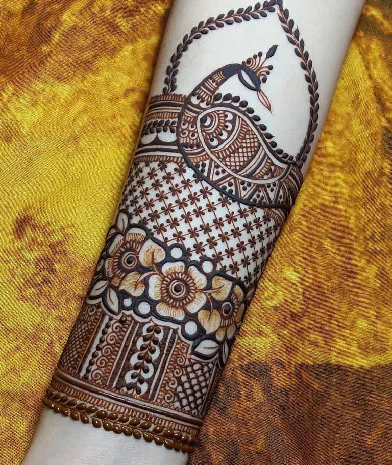 рисунки на руку