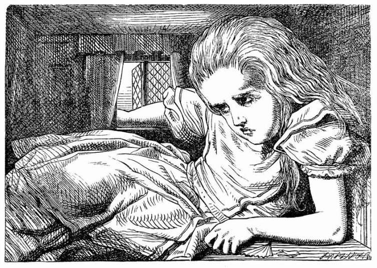 Рисунок Джона Тенниела