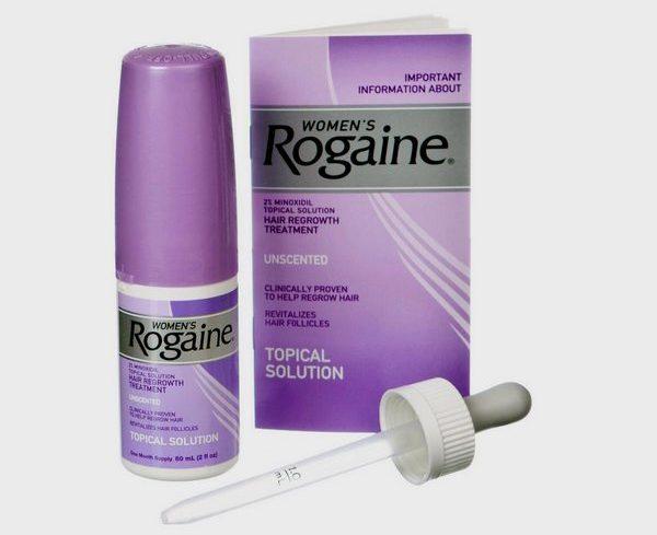 Рогаин для восстановления волос