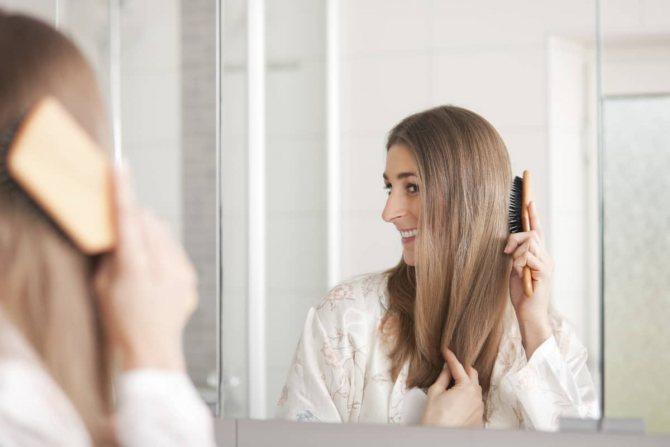 Рост волос зависит не от компонентов маски, а от состояния вашего организма и режима ухода за волосами