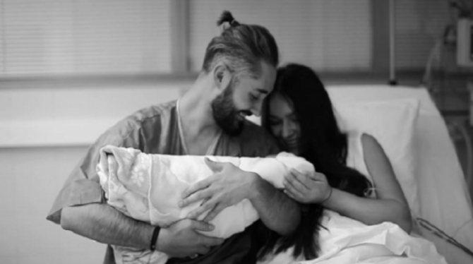 Рождение сына Матвея и Марии