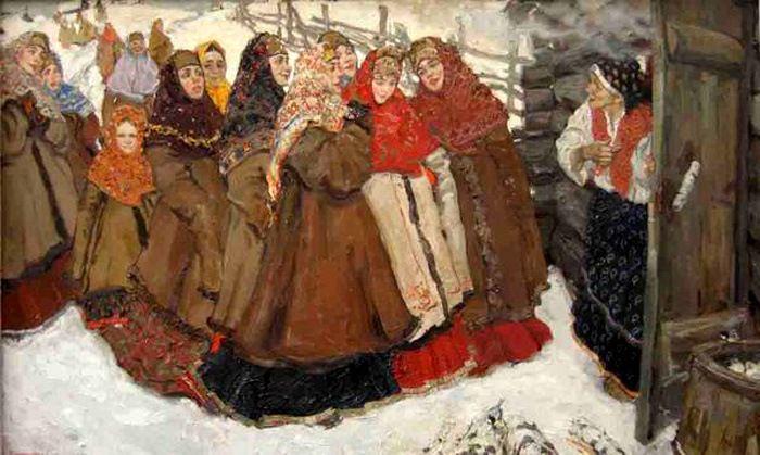 Русский свадебный обряд: традиции и творчество, фото № 15