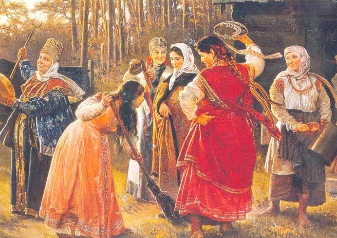 Русский свадебный обряд: традиции и творчество, фото № 20
