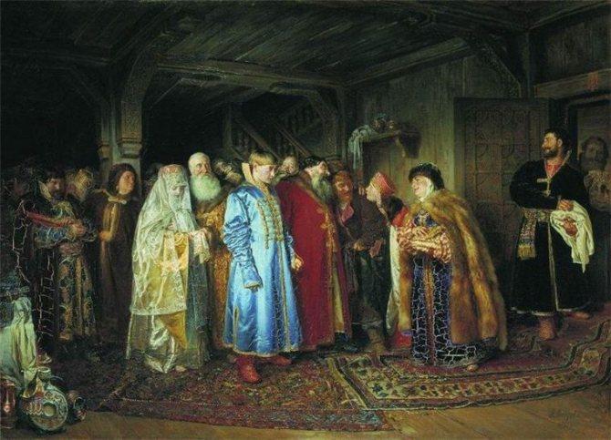 Русский свадебный обряд: традиции и творчество, фото № 21