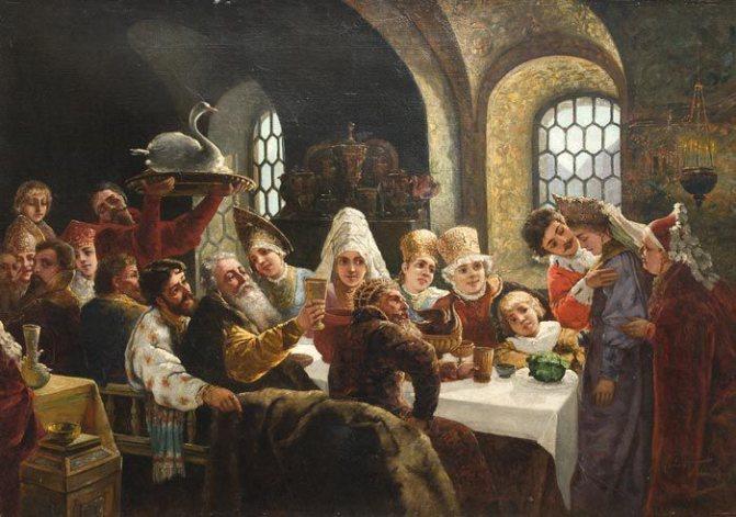 Русский свадебный обряд: традиции и творчество, фото № 25