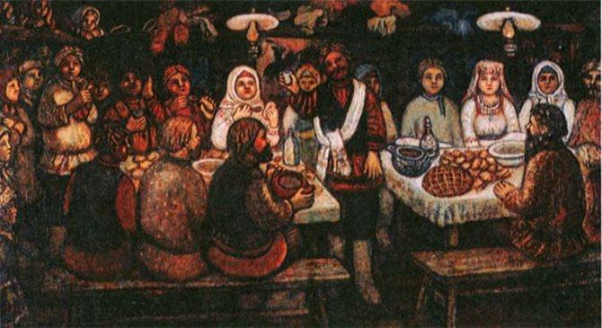 Русский свадебный обряд: традиции и творчество, фото № 26