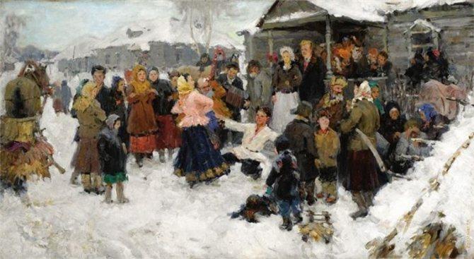 Русский свадебный обряд: традиции и творчество, фото № 29