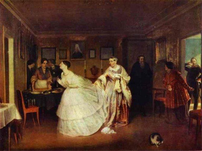 Русский свадебный обряд: традиции и творчество, фото № 32