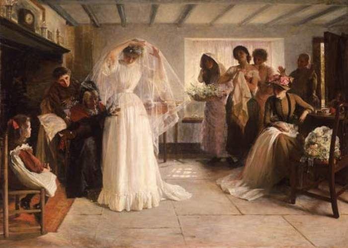 Русский свадебный обряд: традиции и творчество, фото № 33