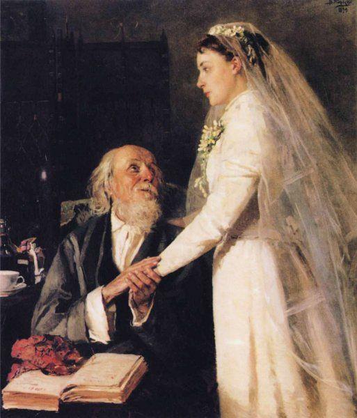 Русский свадебный обряд: традиции и творчество, фото № 36