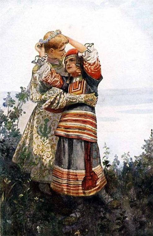 Русский свадебный обряд: традиции и творчество, фото № 4