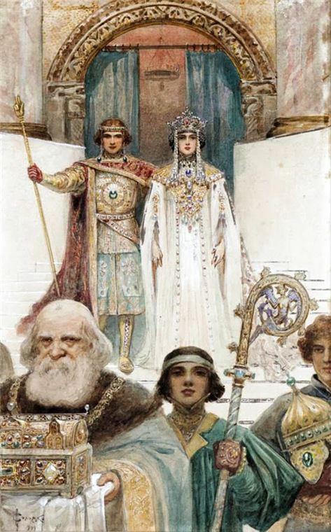 Русский свадебный обряд: традиции и творчество, фото № 40