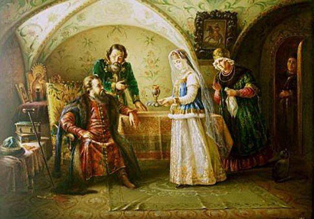 Русский свадебный обряд: традиции и творчество, фото № 9