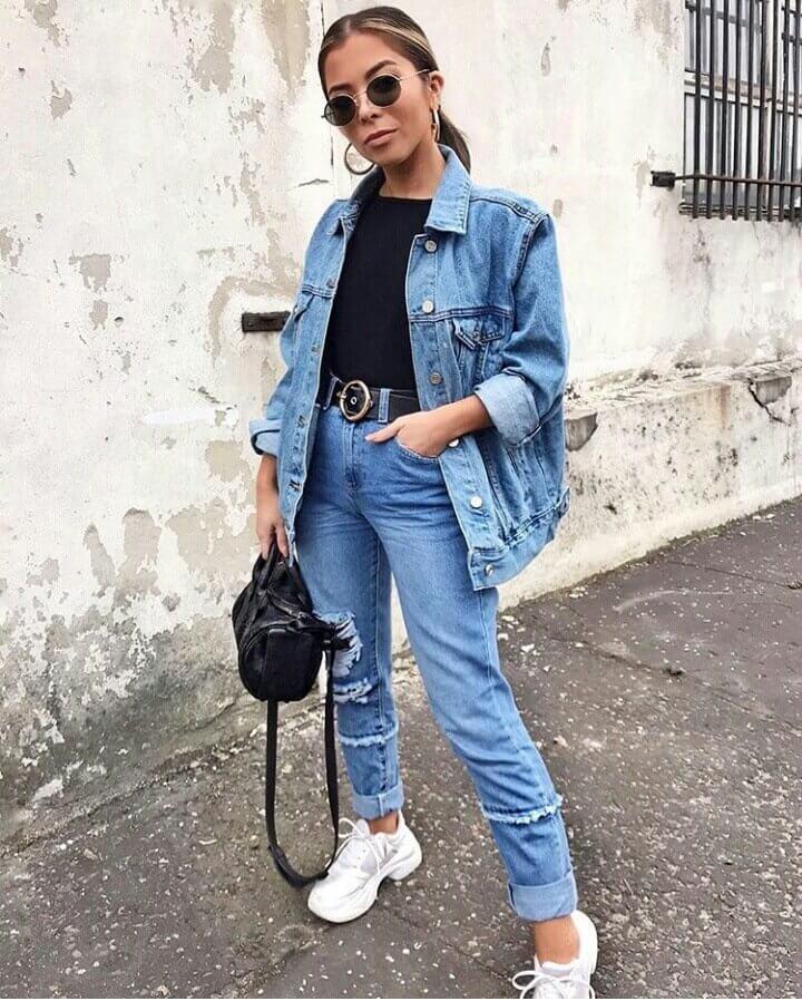 Рваные джинсы: с чем носить в 2020
