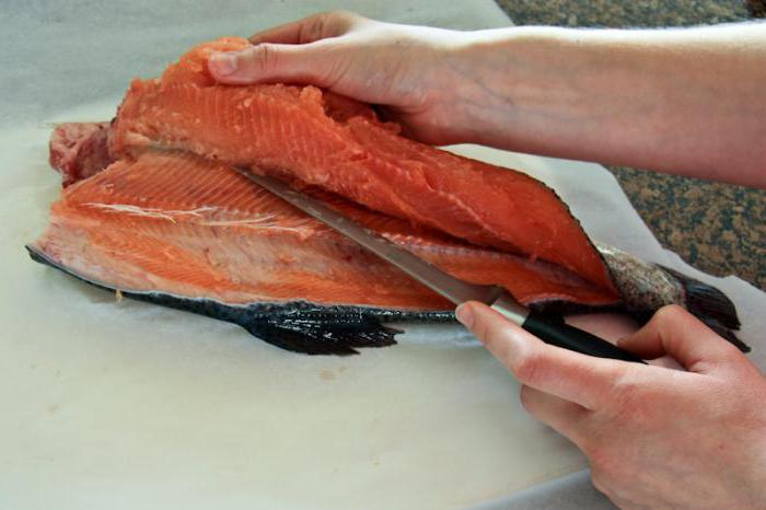 рыба для котлет