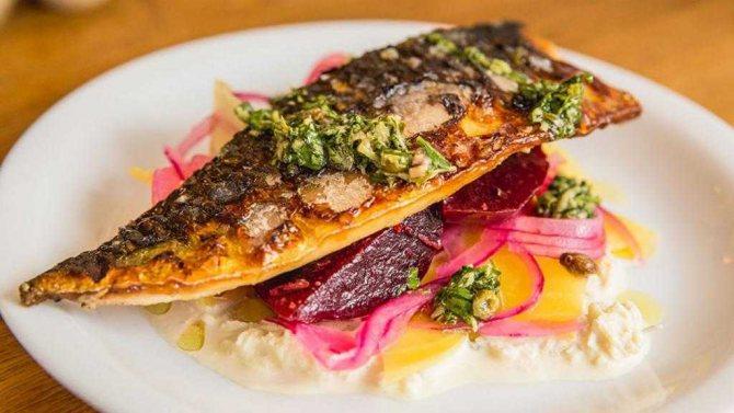Рыба в духовке с золотистой корочкой