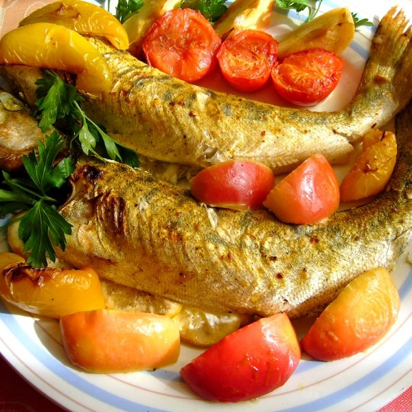 рыбные блюда на домашней свадьбе