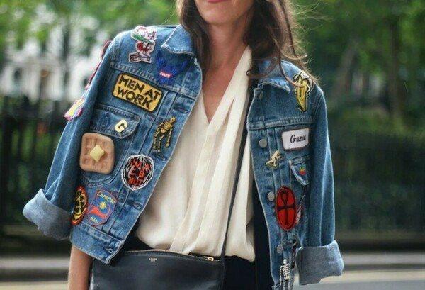 С чем носить модную джинсовую куртку в 2020 году
