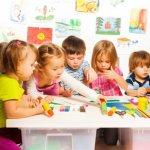 С какого возраста берут в детский сад на полный день?