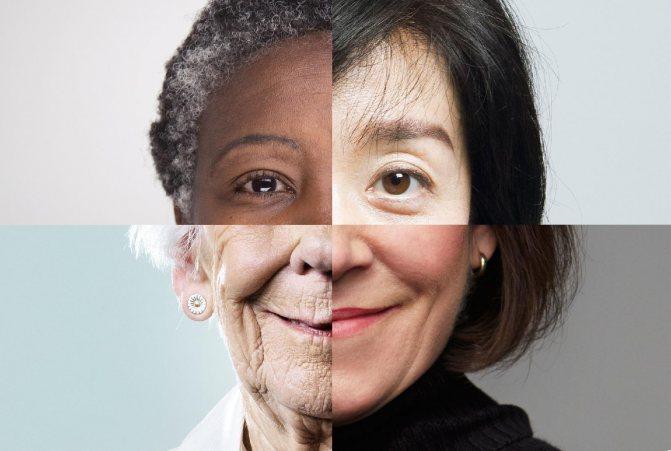 С какого возраста человек считается пожилым