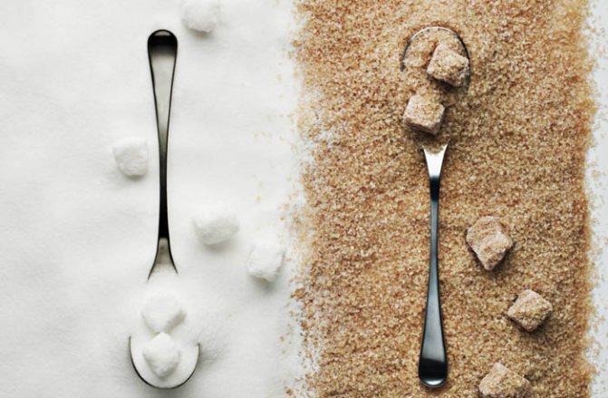 сахар для чайного гриба