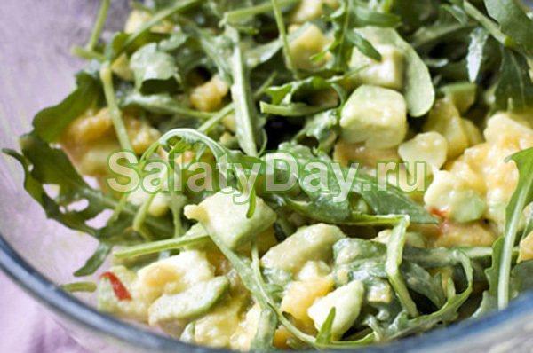 Салат для веганов