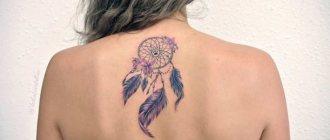 самая красивая татуировка в мире