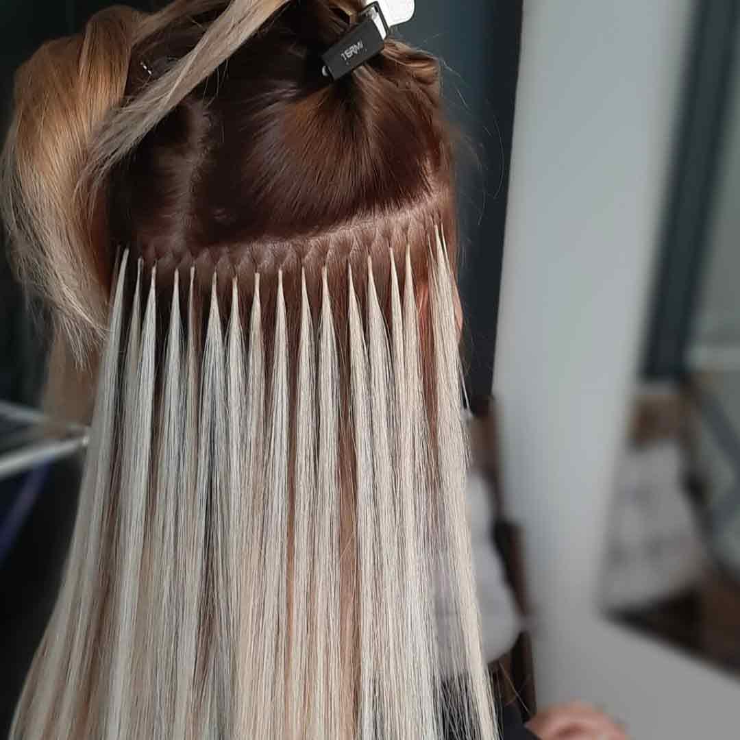 простой способы наращивания прядей волос фото разбирается лабораторных исследованиях