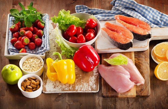 Самые диетические продукты для похудения