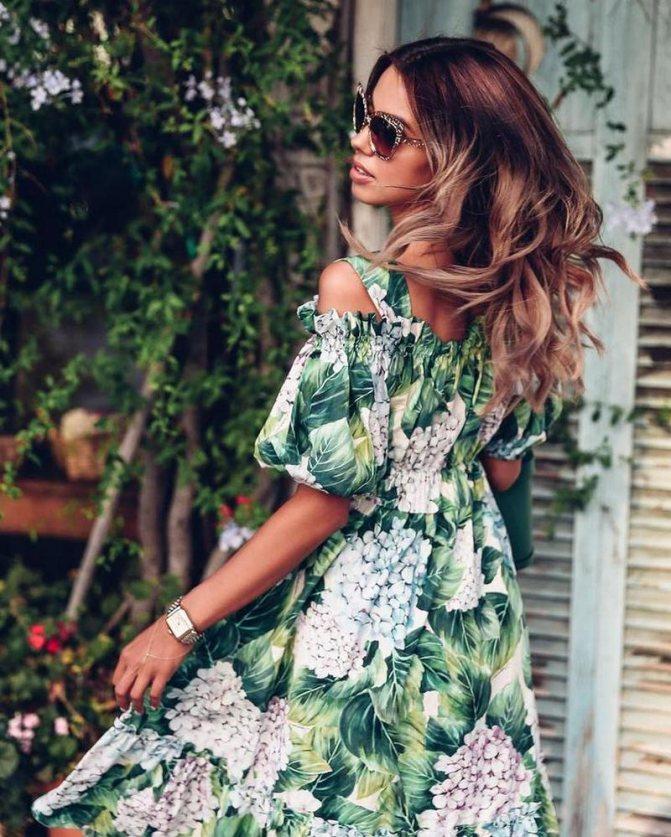Самые красивые летние платья и сарафаны 2020-2021 года: фото