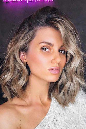 Самые красивые стрижки на средние волосы 2019-2020