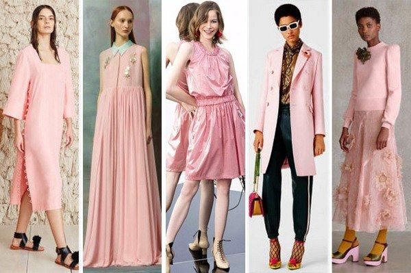 Самые модные цвета в одежде 2020-2021 - фото, идеи, тенденции