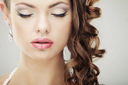 Самый красивый новогодний макияж: фото идеи