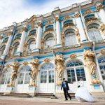 Санкт-Петербург – одно из самых красивых мест для свадьбы в России.