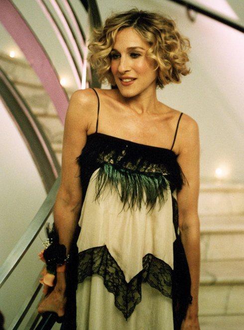 Сара Джессика Паркер забеременела во время съемок пятого сезона сериала